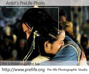 Ankit's PreLife Photo