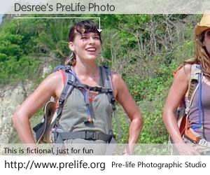 Desree's PreLife Photo