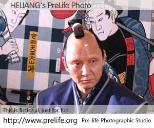 HELIANG's PreLife Photo
