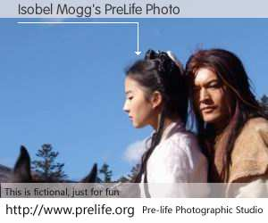 Isobel Mogg's PreLife Photo