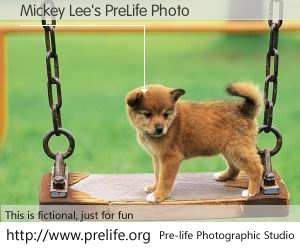 Mickey Lee's PreLife Photo