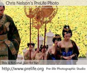 Chris Nelson's PreLife Photo