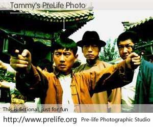 Tammy's PreLife Photo