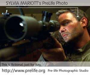 SYLVIA MARIOTT's PreLife Photo