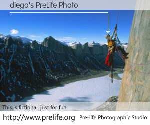 diego's PreLife Photo