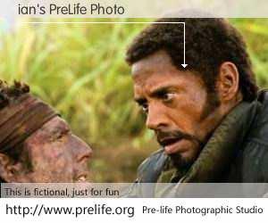 ian's PreLife Photo