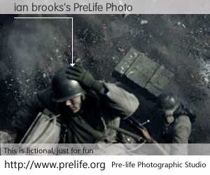 ian brooks's PreLife Photo