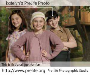 katelyn's PreLife Photo