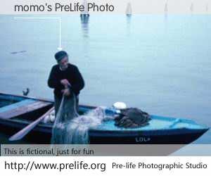 momo's PreLife Photo