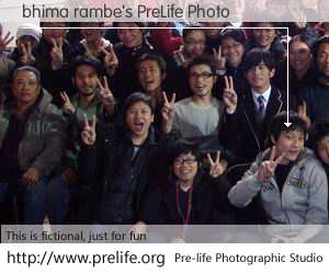 bhima rambe's PreLife Photo