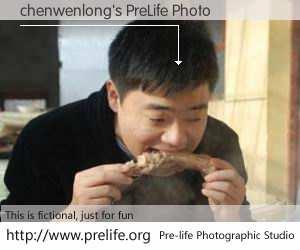 chenwenlong's PreLife Photo