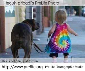 teguh pribadi's PreLife Photo