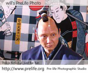 will's PreLife Photo