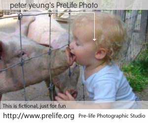 peter yeung's PreLife Photo