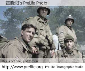 霍晓阳's PreLife Photo
