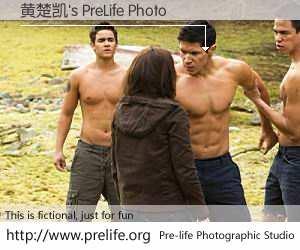 黄楚凯's PreLife Photo