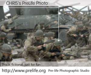 CHRIS's PreLife Photo