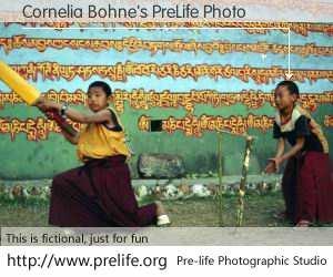 Cornelia Bohne's PreLife Photo