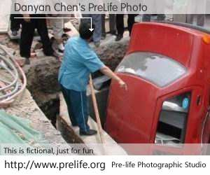 Danyan Chen's PreLife Photo