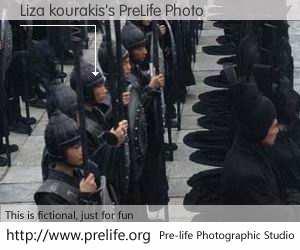 Liza kourakis's PreLife Photo