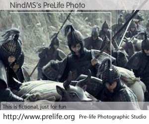 NindMS's PreLife Photo