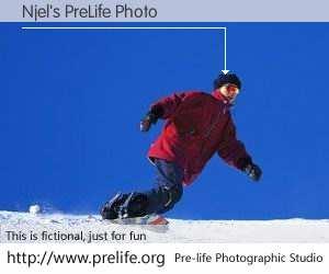 Njel's PreLife Photo