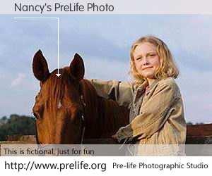 Nancy's PreLife Photo