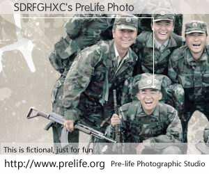 SDRFGHXC's PreLife Photo