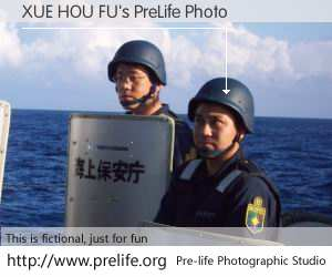 XUE HOU FU's PreLife Photo