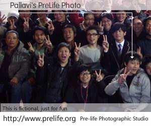 Pallavi's PreLife Photo