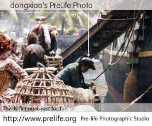 dongxiao's PreLife Photo