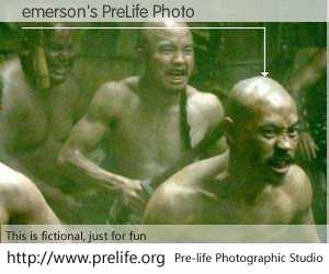 emerson's PreLife Photo