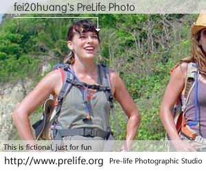 fei20huang's PreLife Photo