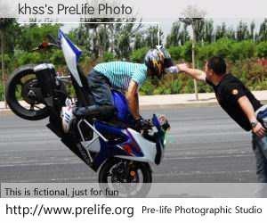 khss's PreLife Photo