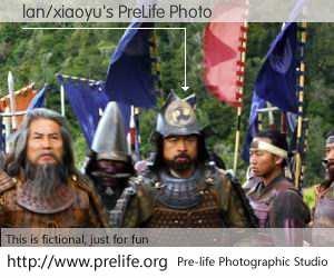 lan/xiaoyu's PreLife Photo