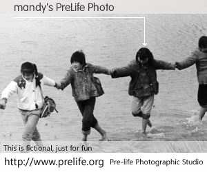 mandy's PreLife Photo