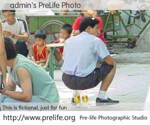 admin's PreLife Photo