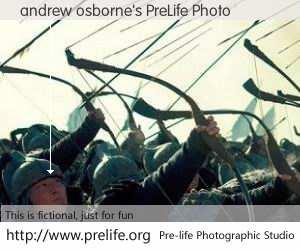 andrew osborne's PreLife Photo