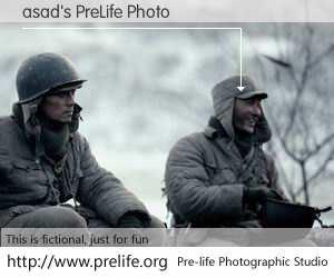 asad's PreLife Photo