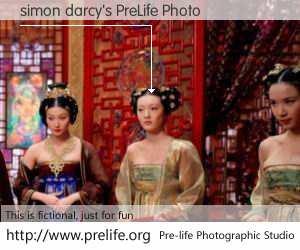 simon darcy's PreLife Photo