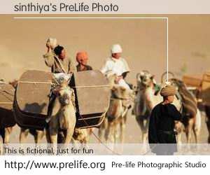 sinthiya's PreLife Photo