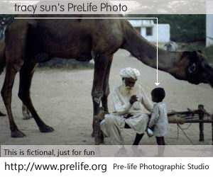 tracy sun's PreLife Photo