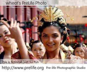 wheat's PreLife Photo