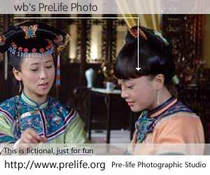 wb's PreLife Photo