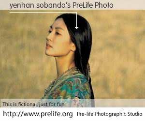 yenhan sobando's PreLife Photo