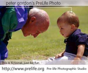 peter gordon's PreLife Photo