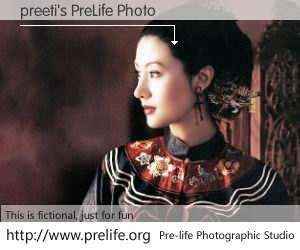 preeti's PreLife Photo