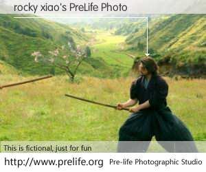 rocky xiao's PreLife Photo