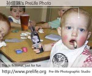 孙佳琳's PreLife Photo