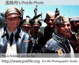 孟晚舟's PreLife Photo